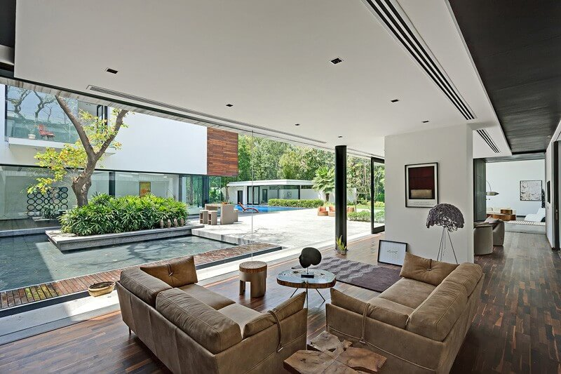 Three Trees House Features A Luxury Design - EALUXE 10