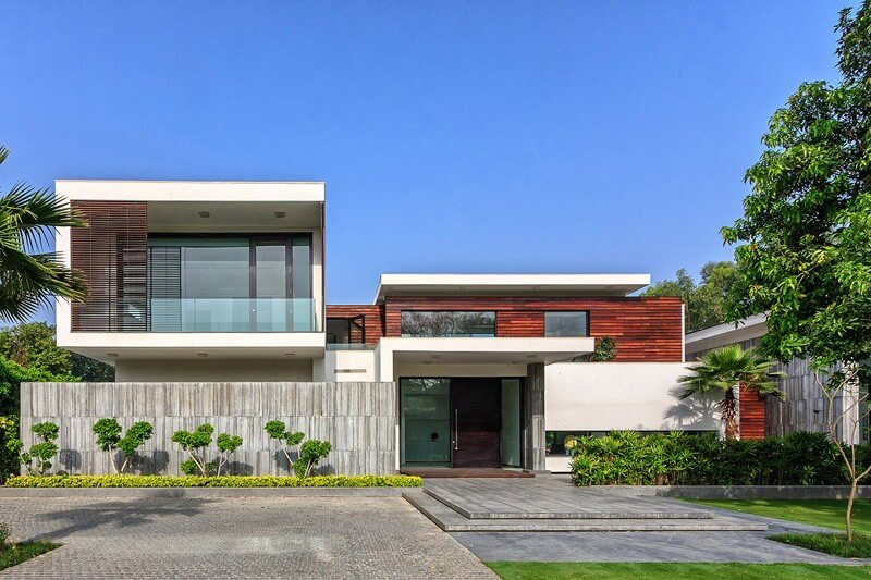 Three Trees House Features A Luxury Design - EALUXE 2