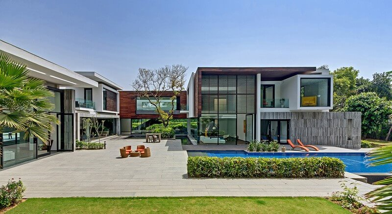 three trees house features a luxury design ealuxe 3 - Home Luxury Design