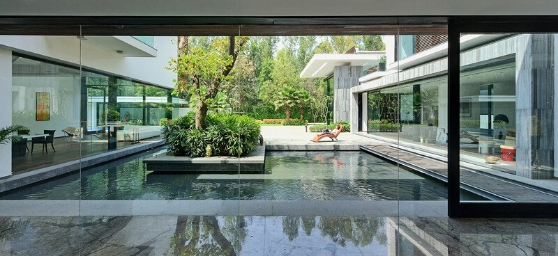 Three Trees House Features A Luxury Design - EALUXE 9