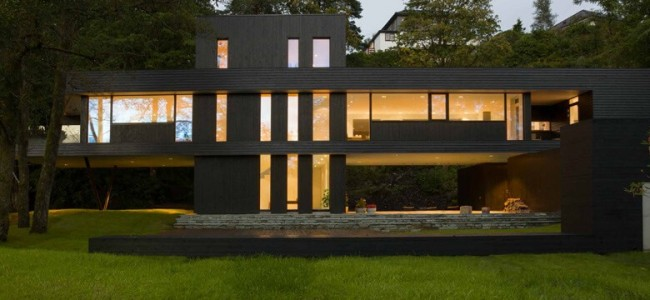 Todd Saunders From Saunders Architecture Shows Us How An Architect's Home Should Look Like