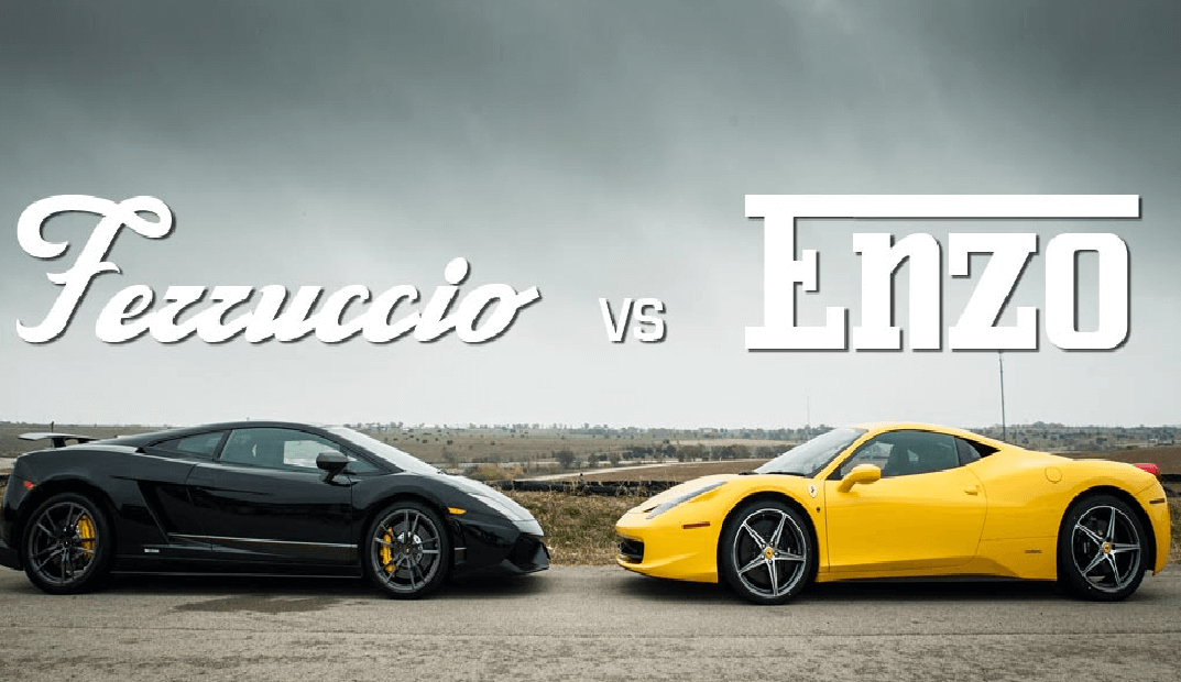 Things you didn't know about Lamborghini; Feruccio vs. Enzo
