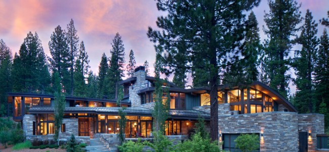 Live Like the Gods In The Luxurious Valhalla Residence Surrounded By The Sierra Mountains