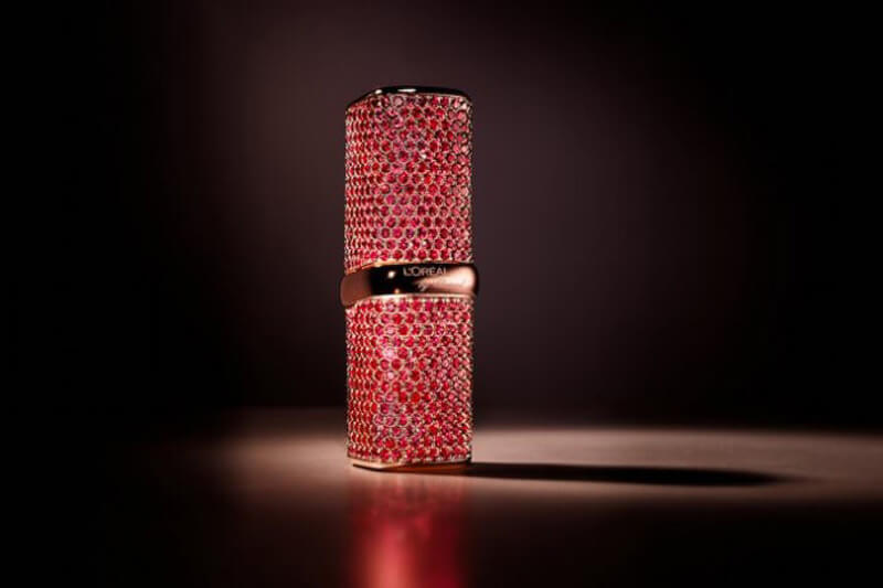 Will the L'Oreal by Chopard Be the Most Expensive Lipstick?
