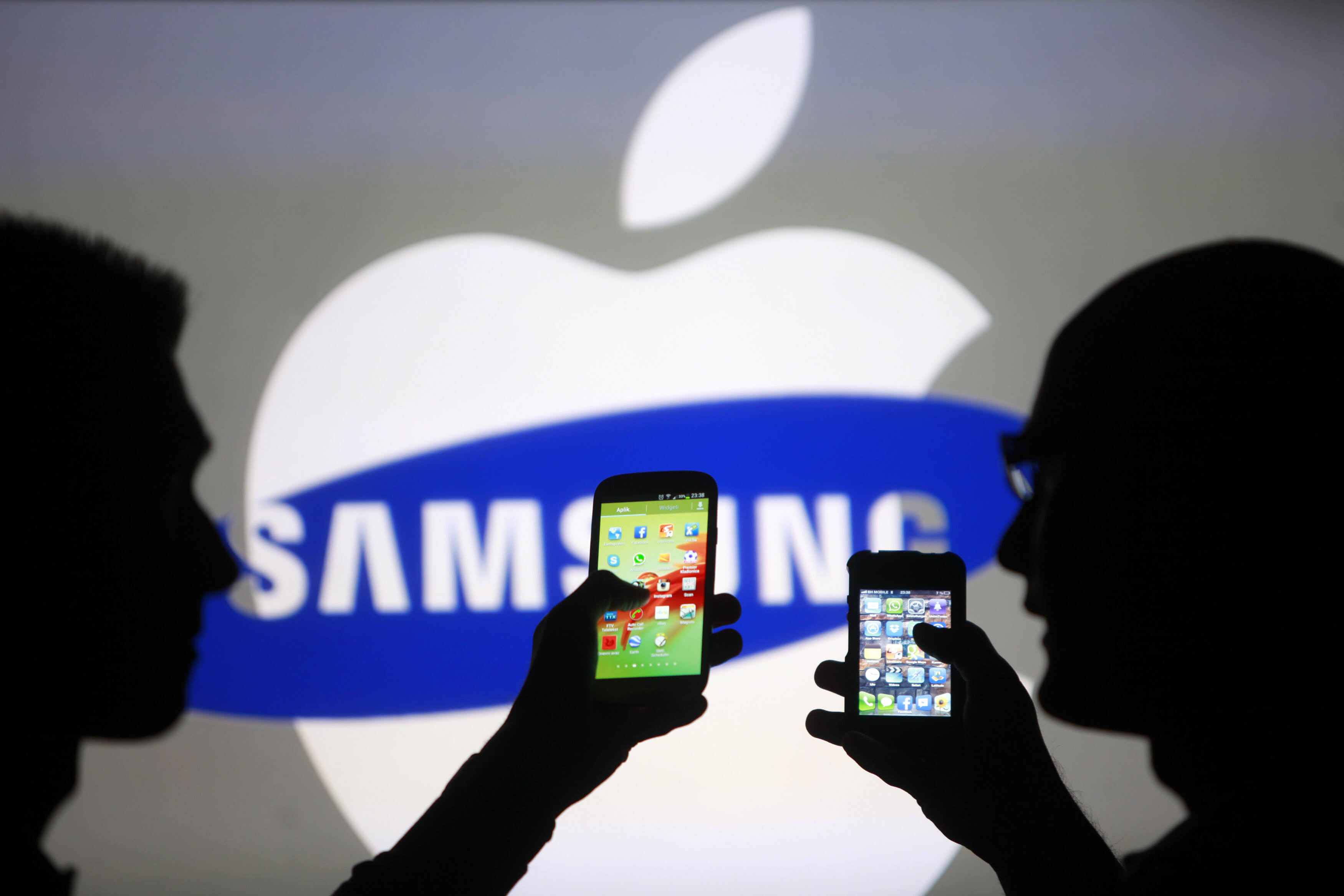 Things you didn't know about Apple and samsung found common ground