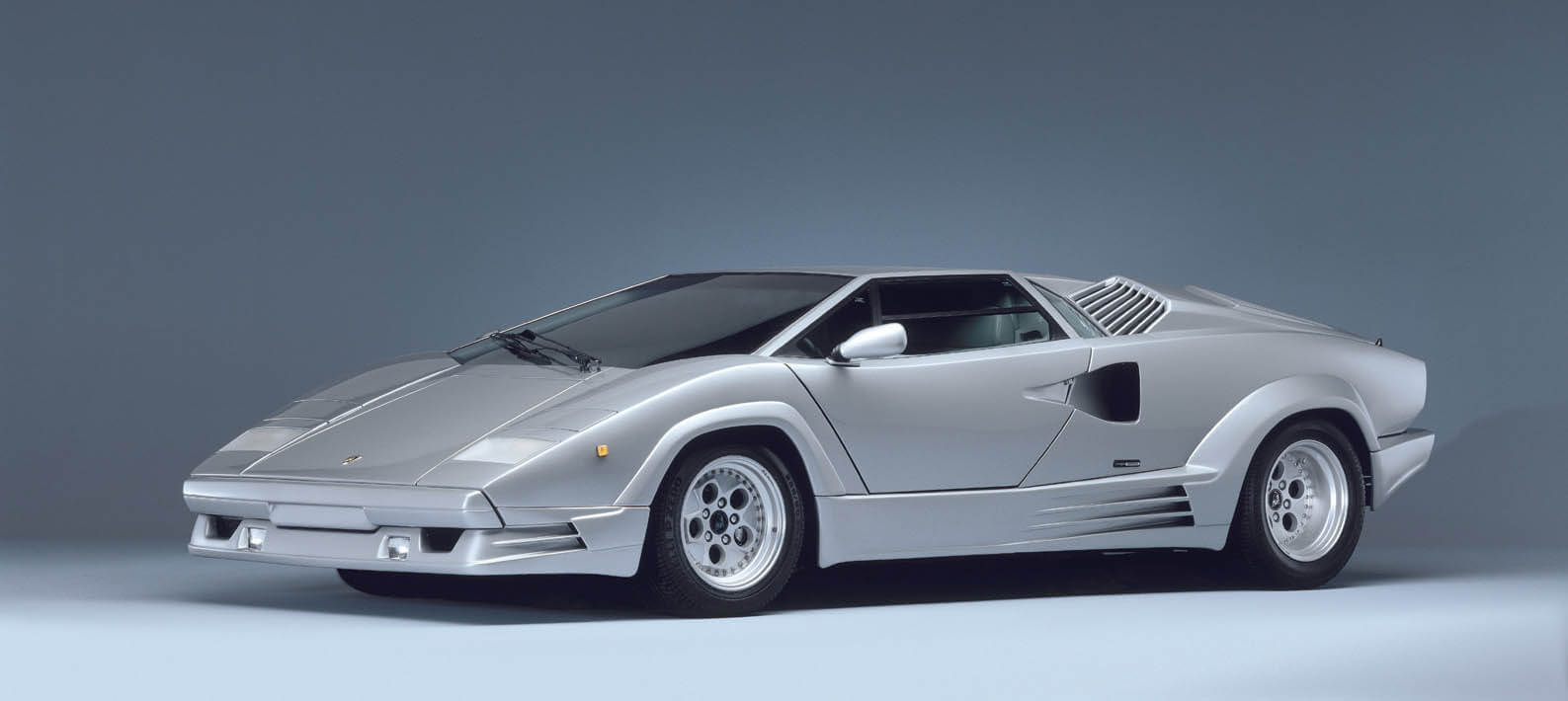 Things you didn't know about Lamborghini; Lamborghini Countach