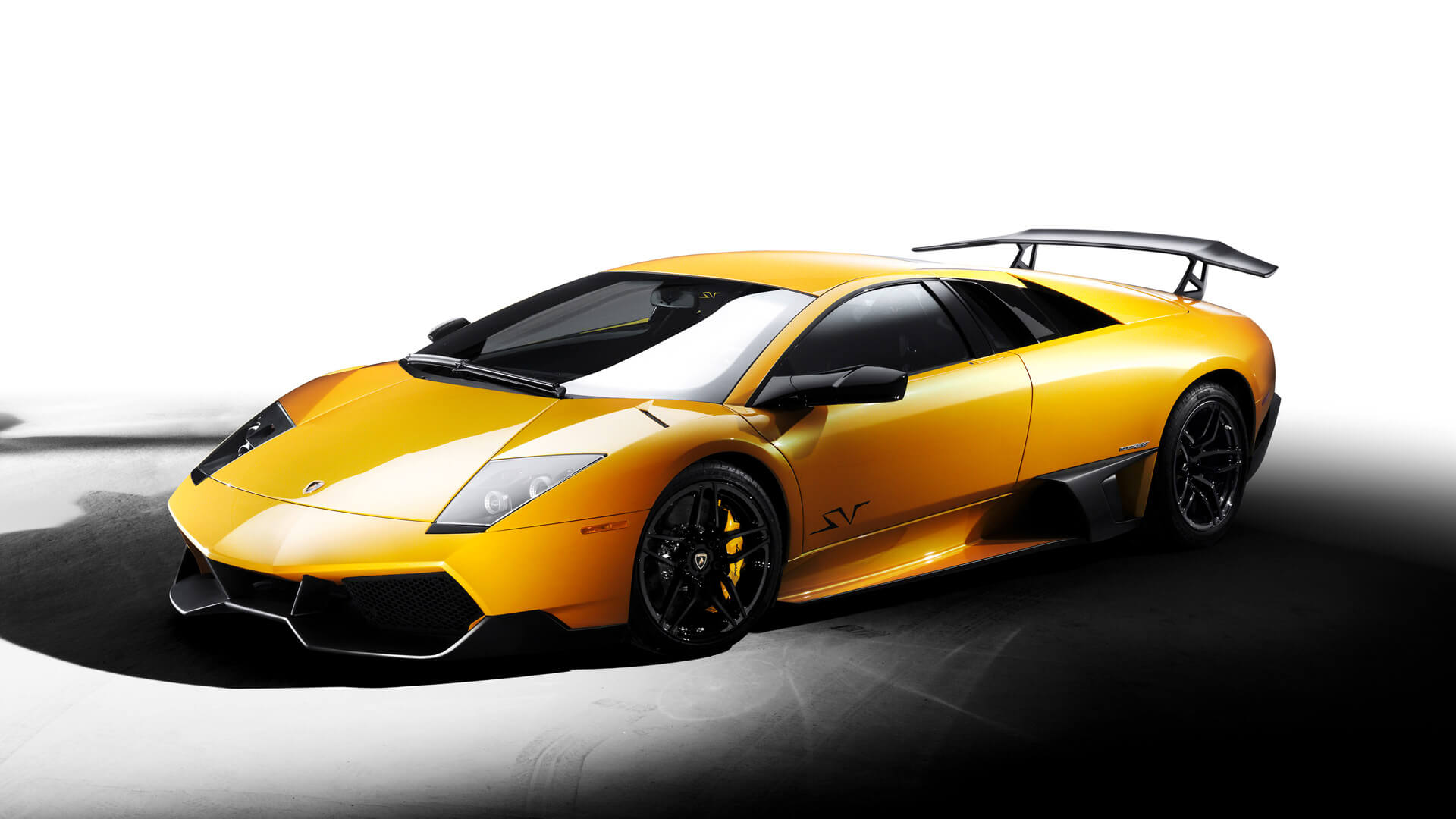 Things you didn't know about Lamborghini; Lamborghini Murcielago SV