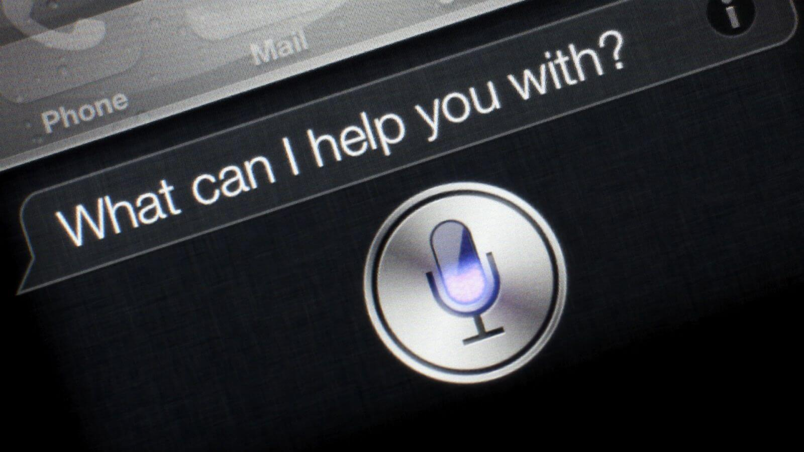 Things you didn't know about Apple; siri