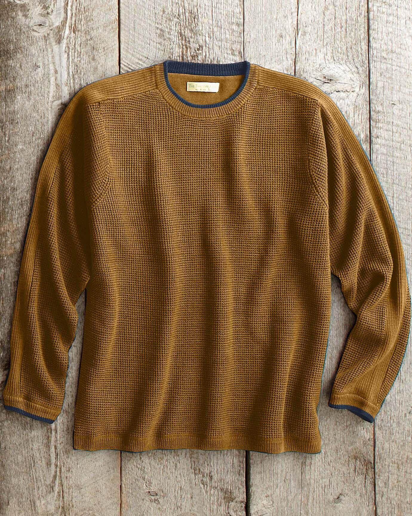 Finest fabric in the world; Vicuna sweater