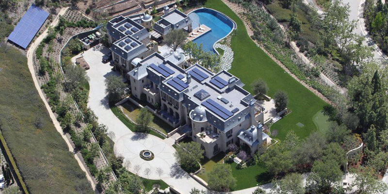 #10 Gisele Bundchen | 10 Most Incredible Residences Owned By Supermodels | via Tumblr