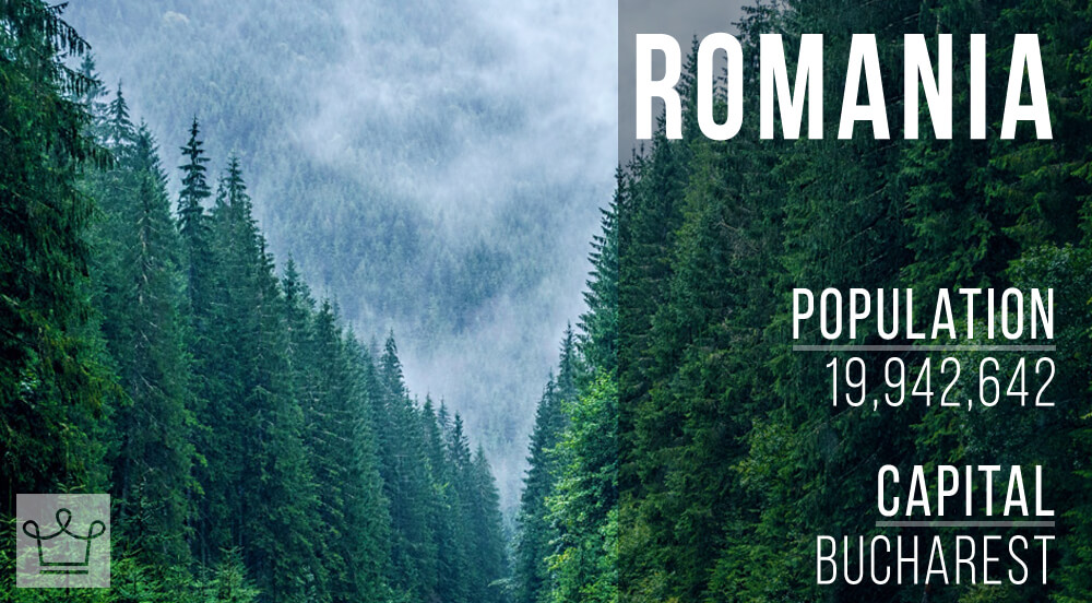 #10 Romania | Most Remarkable Countries To Vacation In On A Budget