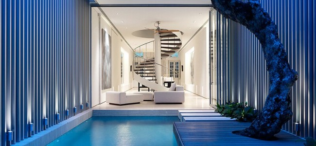 55 Blair Road – An Example Of Minimalistic Luxury Home Built On Narrow Plot By Ong & Ong Pte Ltd