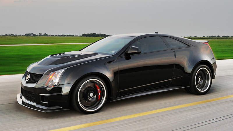 Cadillac CTS-V Hennessey Features A Luxury Design | via topcarrating.com