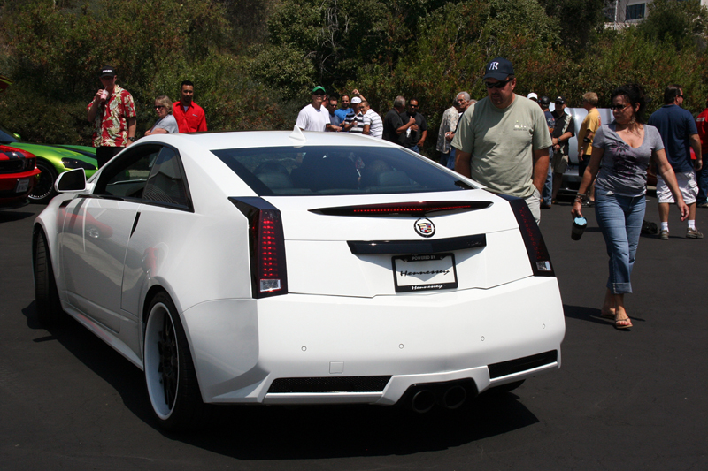 Cadillac CTS-V Hennessey Features A Luxury Design | via wot.motortrend.com