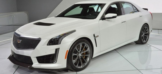 The Cadillac CTS-V Hennessey Can Be Yours Right Now If You Have 250 000 $ In Your Pockets