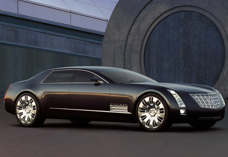 Cadillac Sixteen Is A Luxury Car Concept - EALUXE | via topcarrating.com