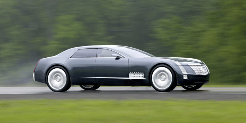 Cadillac Sixteen Is A Luxury Car Concept - EALUXE | via motorauthority.com