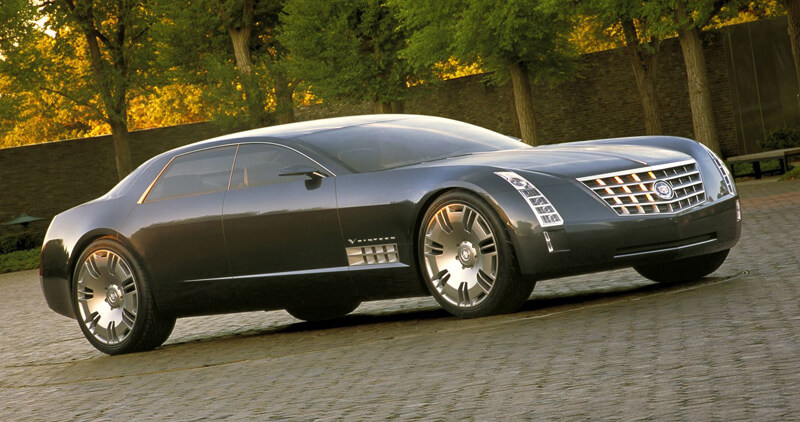 Cadillac Sixteen Is A Luxury Car Concept - EALUXE | via blog.hemmings.com