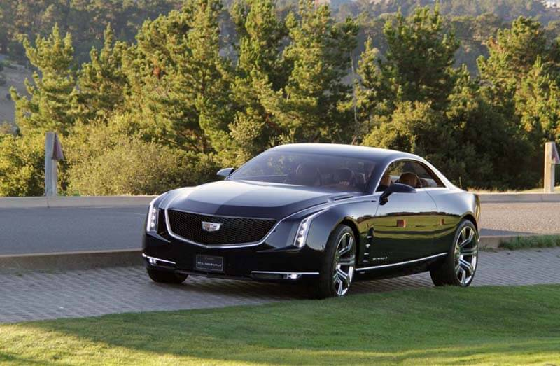 Cadillac Sixteen Is A Luxury Car Concept - EALUXE | via thedetroitbureau.com