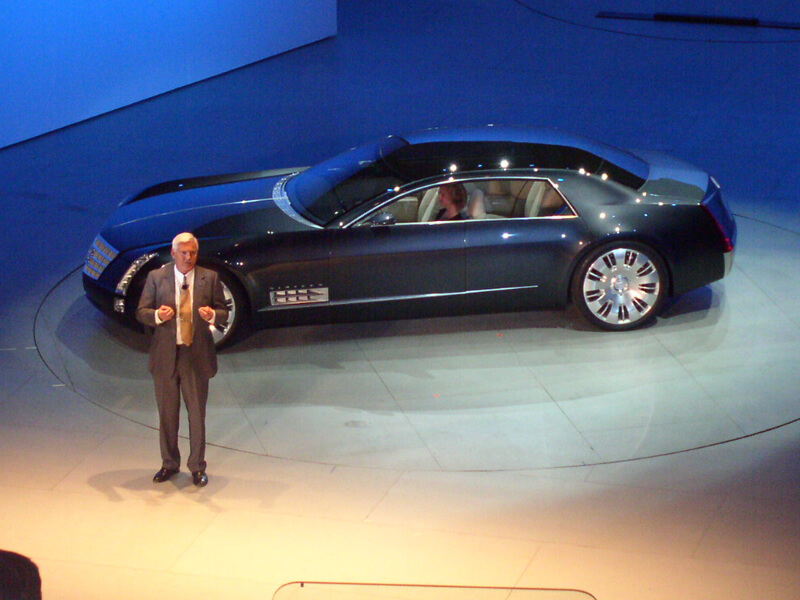 Cadillac Sixteen Is A Luxury Car Concept - EALUXE | via automotivetrends.com