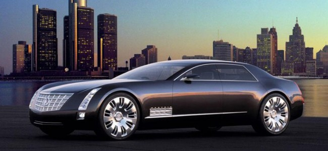 Cadillac Sixteen – A Luxury Car Concept That Can Be Yours For The Price Of $ 3.000.000