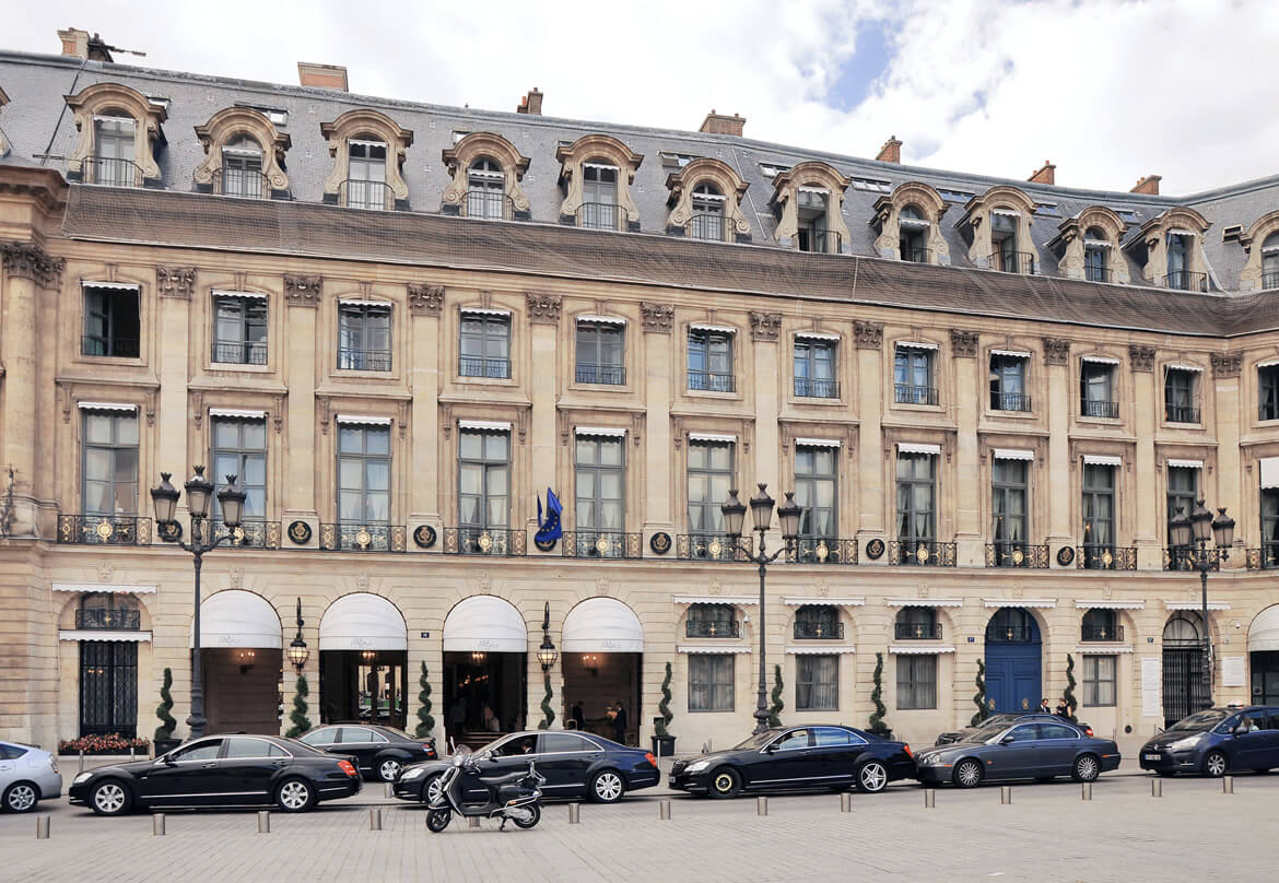 Chanel Will Open its First Spa at Hotel Ritz