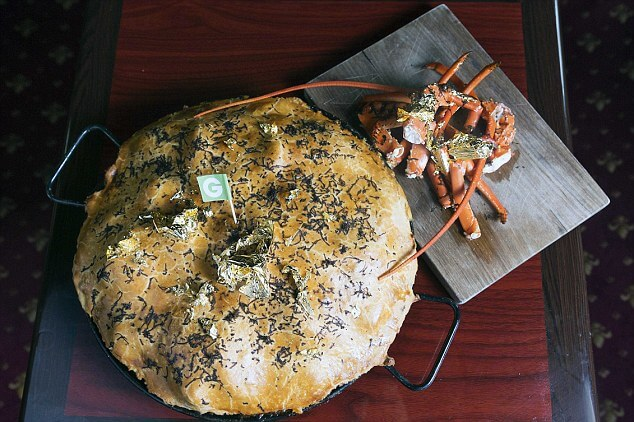 Chef Paul Medcalf Creates the Most Expensive Pie in the World