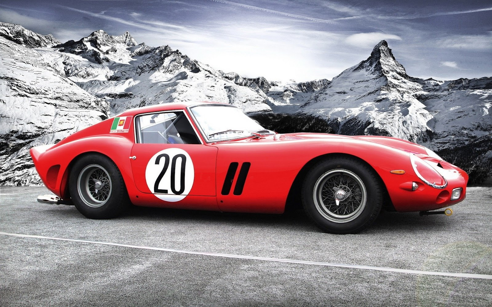 25 Things You Didn't Know About Ferrari