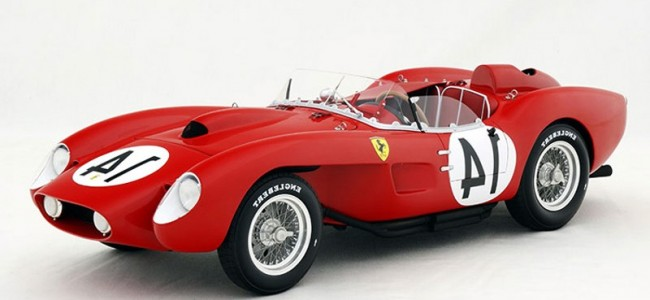 "Ferrari 250 Testa Rossa – The Close And More Efficient "" Cousin "" Of The Ferrari 250 GTO"