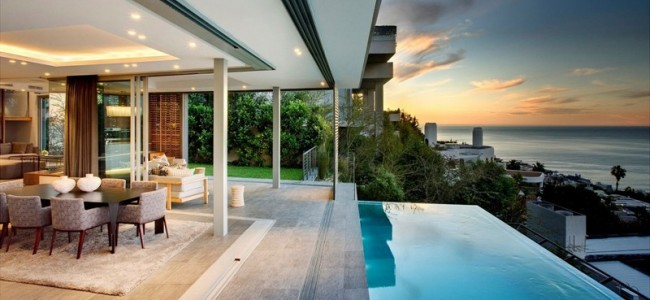 Step Inside The Modern And Luxurious Head Road 1816 Residence From South Africa Designed By Saota
