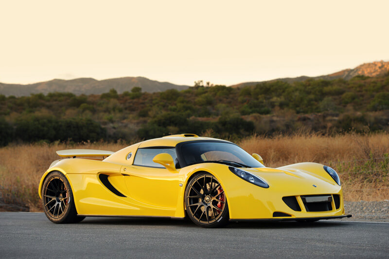 Hennessey Venom GT - An Outstanding Super Car - $ 960.000 | via taringa.net