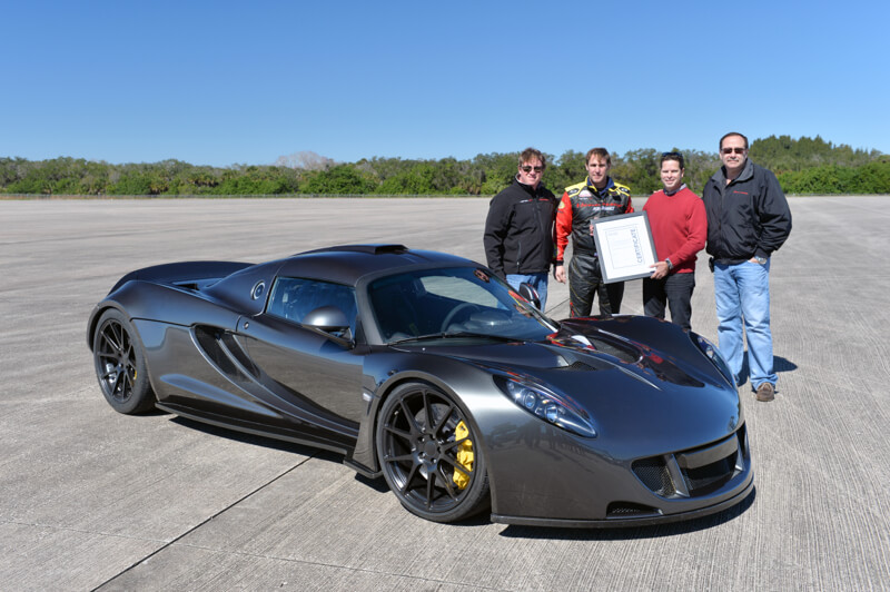 Hennessey Venom GT - An Outstanding Super Car - $ 960.000 | via venomgt.com