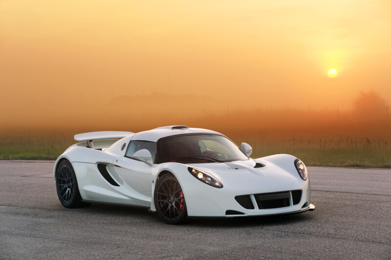 Hennessey Venom GT - An Outstanding Super Car - $ 960.000 | via pursuitist.com