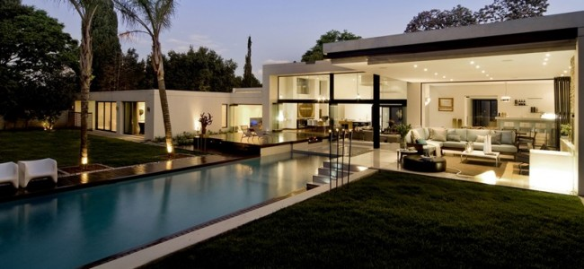 The House Mosi Is Definitely Your Dream Home Designed By Nico van der Meulen Architects In South Africa