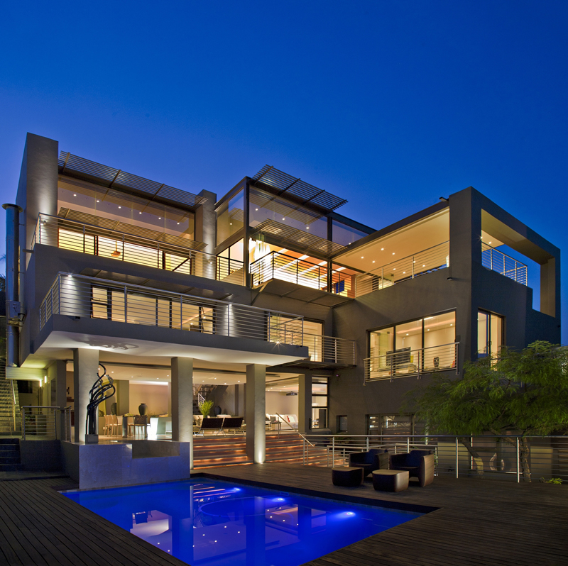 House Tat Is A Luxurious Modern Mansion - EALUXE 2