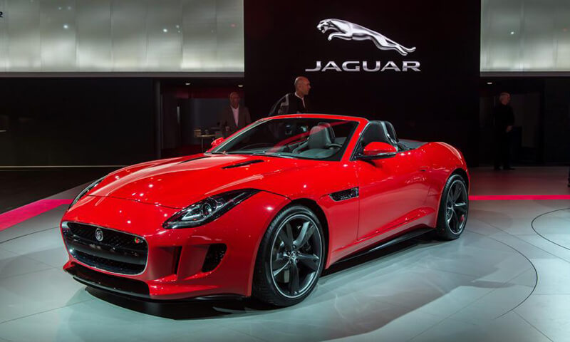 Jaguar F Type Features A Luxury Design Ealuxe