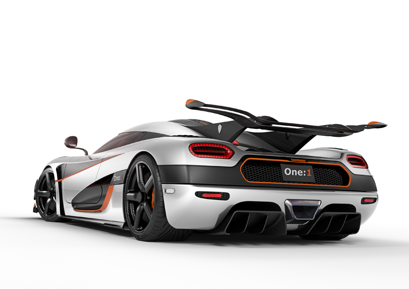 Koenigsegg One-1 - Powerful Production Car | via koenigsegg.com