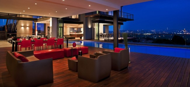 Lam House – A Modern Dream Mansion Perfect For You Designed By Nico van der Meulen Architects In South Africa