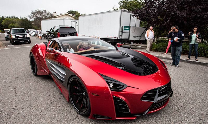 Laraki Epitome Concept Features A Remarkable Design | via mastersofdirt.com