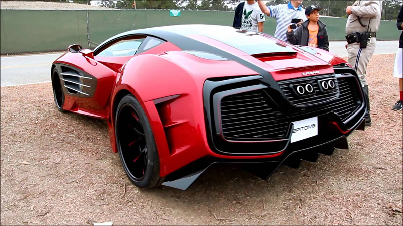 Laraki Epitome Concept Features A Remarkable Design | via youtube.com