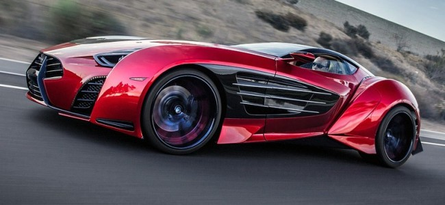 Laraki Epitome Concept – A Remarkable Supercar With An Estimated Price Of $ 2.000.000