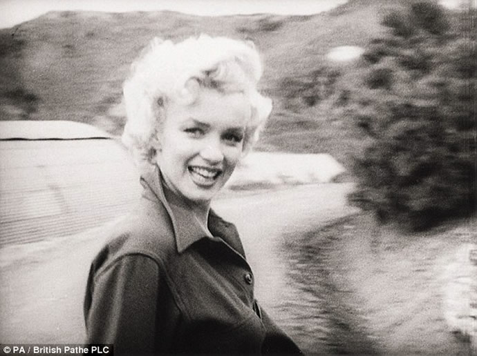 Marilyn Monroe's First Modeling Photographs Auctioned