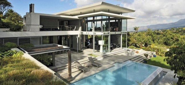 Live Like The Billionaires In The Montrose House From South Africa Designed By SAOTA