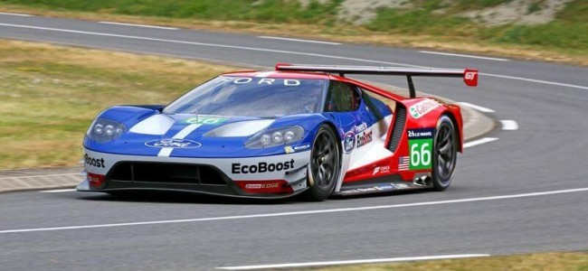 Official – Ford Returns To Le Mans With The New Ford GT Supercar