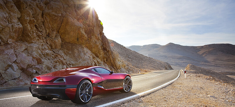 Rimac Concept One - World's First Electric Supercar | via rimac-automobili.com