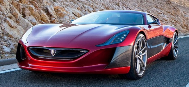 Rimac Concept One – The World's First Electric Supercar At The Price Of $ 1.000.000