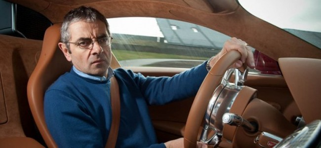 Rowan Atkinson Crashed His McLaren F1 Twice But Succeeded In Selling It For The Price Of £8million