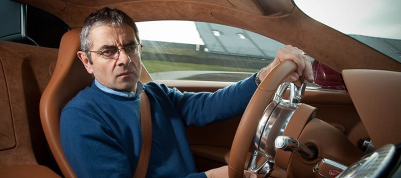 Rowan Atkinson Sells Its McLaren F1 Supercar