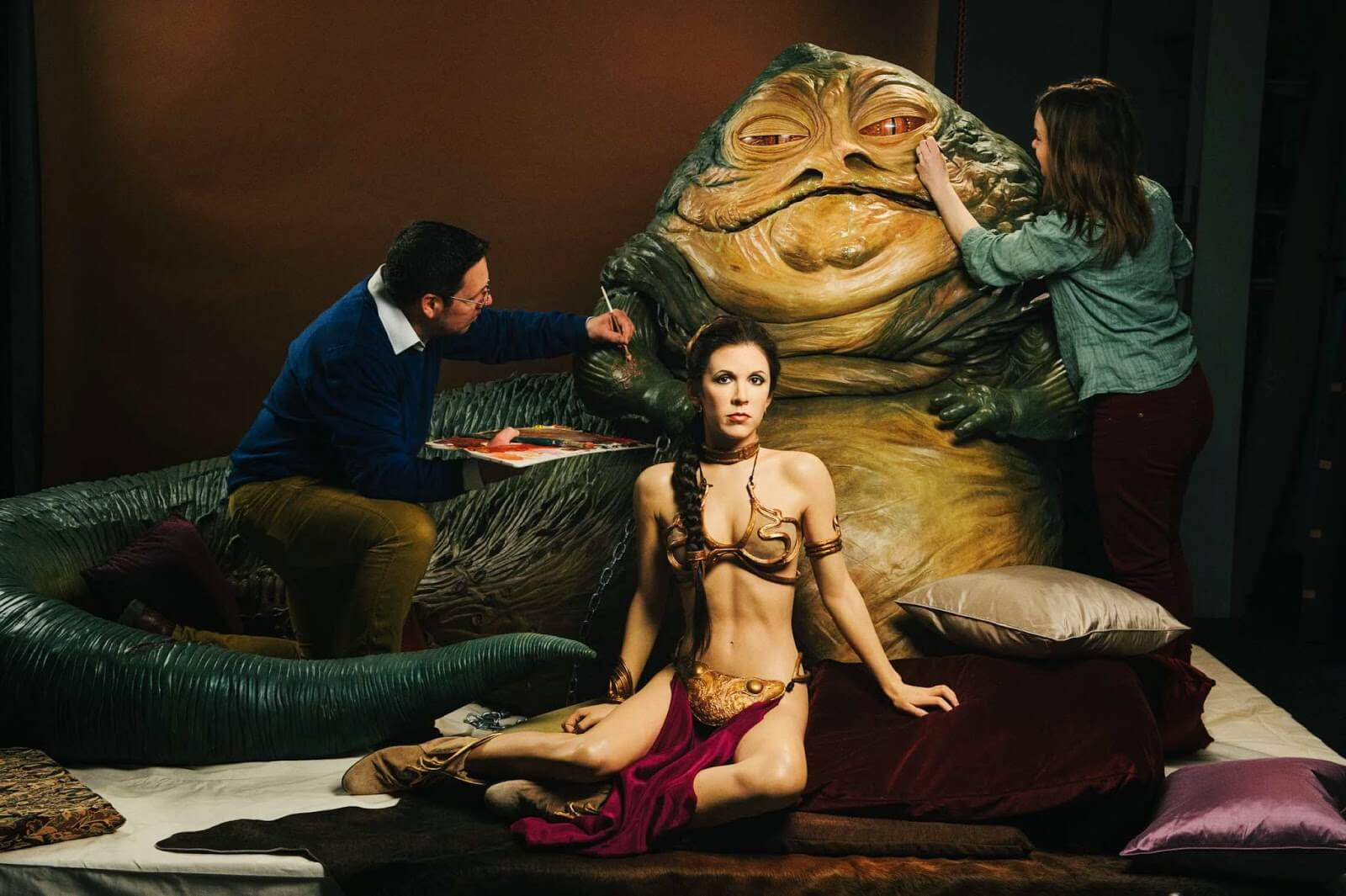 See The $3.9 Million Star Wars Exhibit at Madame Tussauds