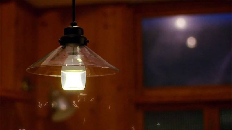 Sony's Light bulb is Also a Wireless Bluetooth Speaker